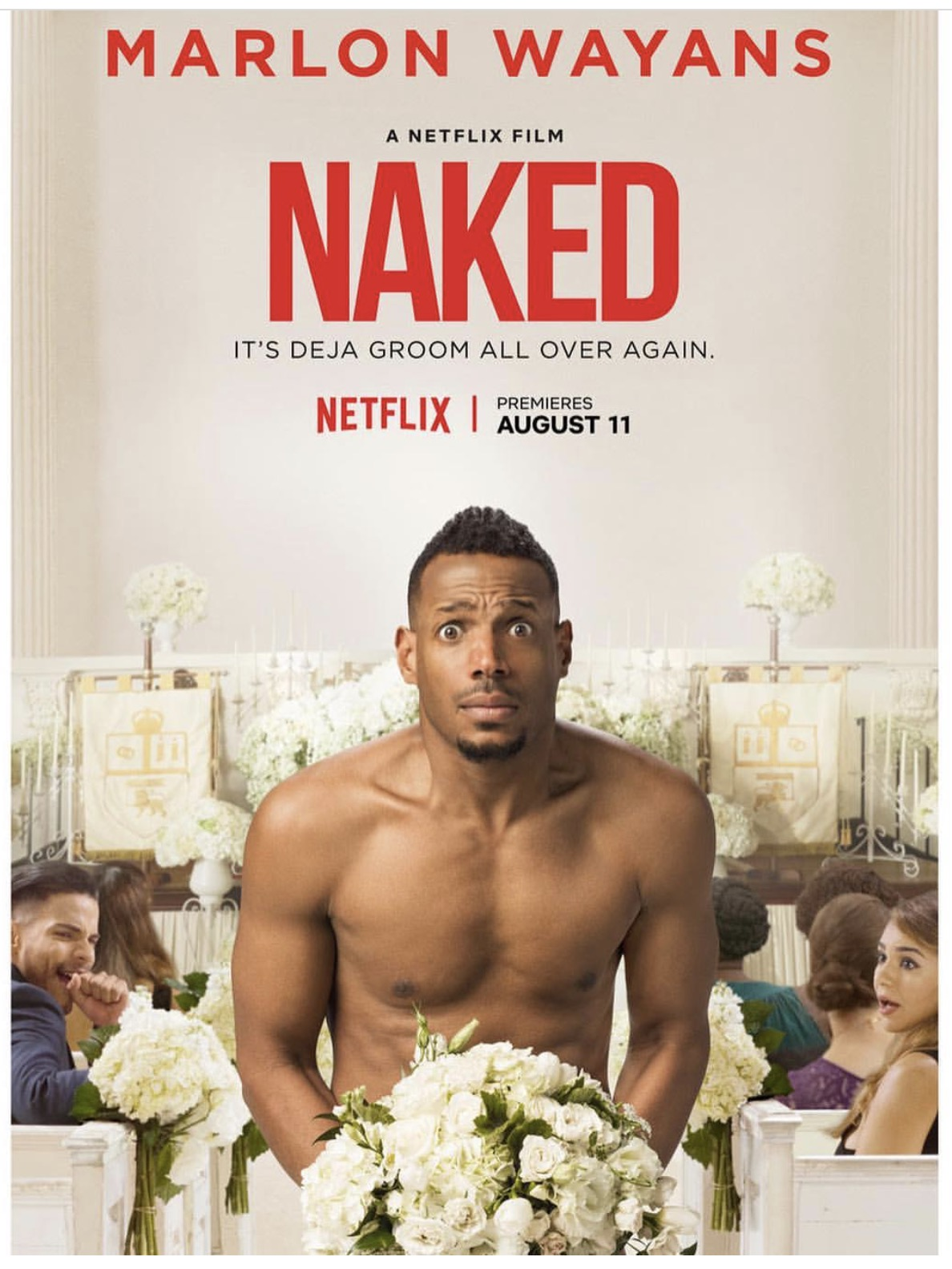 The take cast naked