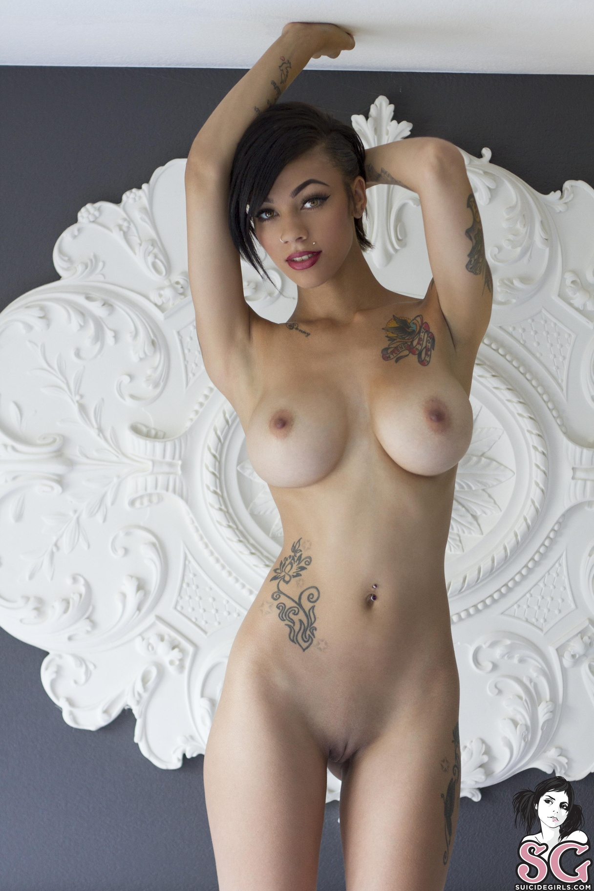 Suicide girls naked