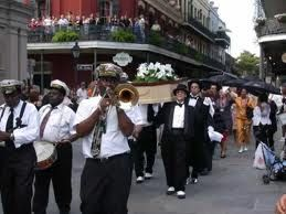New orleans jazz funeral music