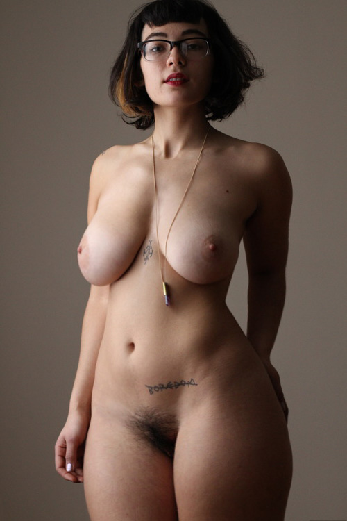 Nude thick girls with glasses
