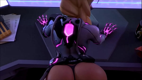 Sombra does anal