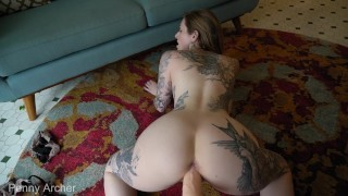 Suicide girls first anal