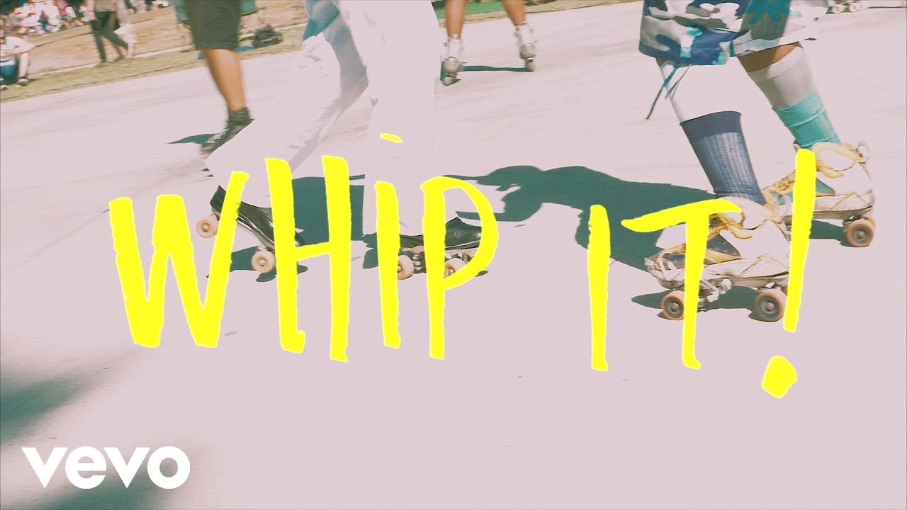 Whip it song dance
